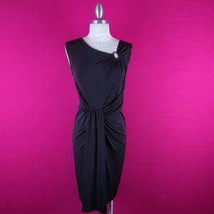 @ Michael Kos sz 4 Black Sheath Career Dress